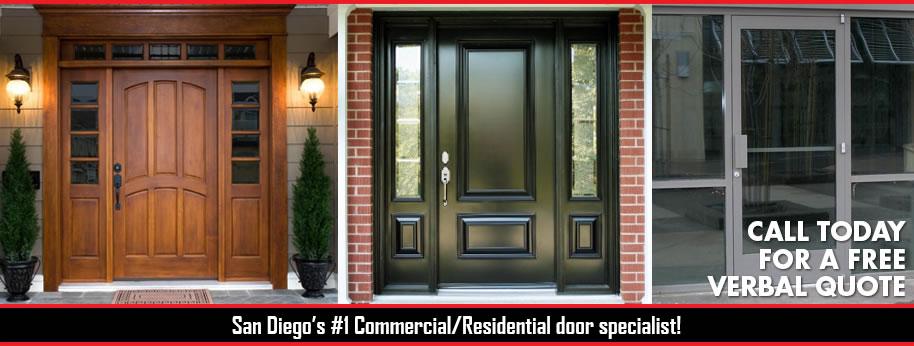 Pro Door San Diego   Residential And Commercial Door Installation